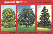 Trees in Britain Original Special Album (cover with price and printers credit)